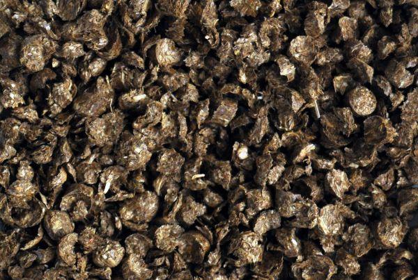 Packung: 15kg STROH-Granulat speziell für Fohlen & Geflügel ab Lager