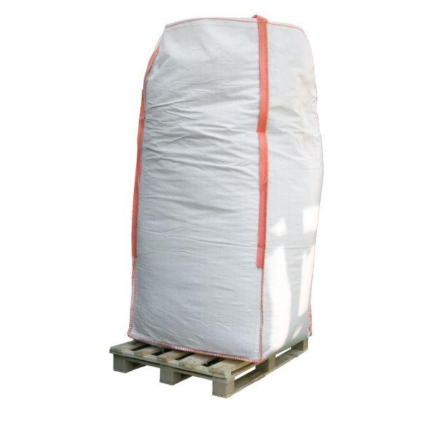 Premium Holzpellets als Tiereinstreu | BigBag 1.000 kg auf Palette