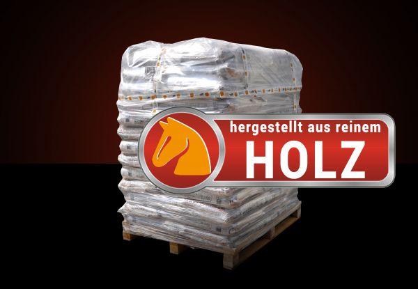 Palette: 960kg Holzpellets Premium Marke Barlinek als Pferde-/Tiereinstreu inkl. Versand