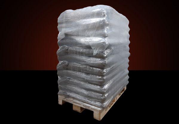 Pferdeeinstreu - Leinstroh Pellets | auf 726 kg Palette | inkl. Versand
